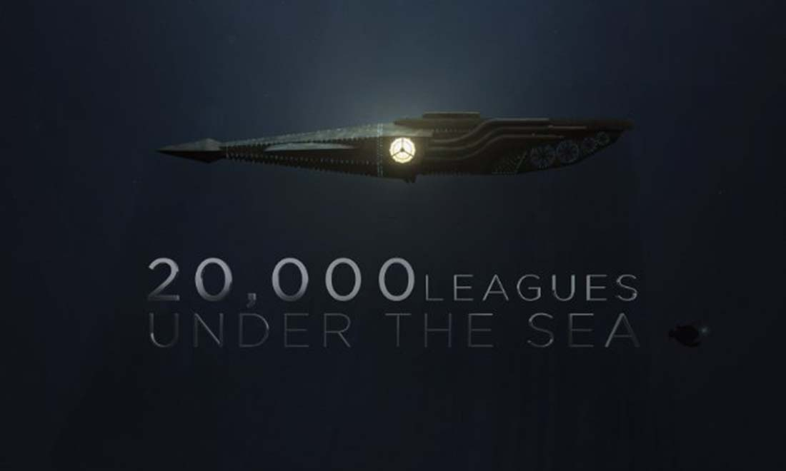 20 000 Lieues Sous les Mers (Sortie Courant 2018)