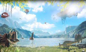 ARK Park PS4: Visitez un Jurassic Park en réalité virtuelle