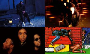 Album Hip-Hop Rap Culte