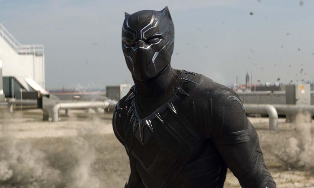 Black Panther (Sortie le 14 février 2018)
