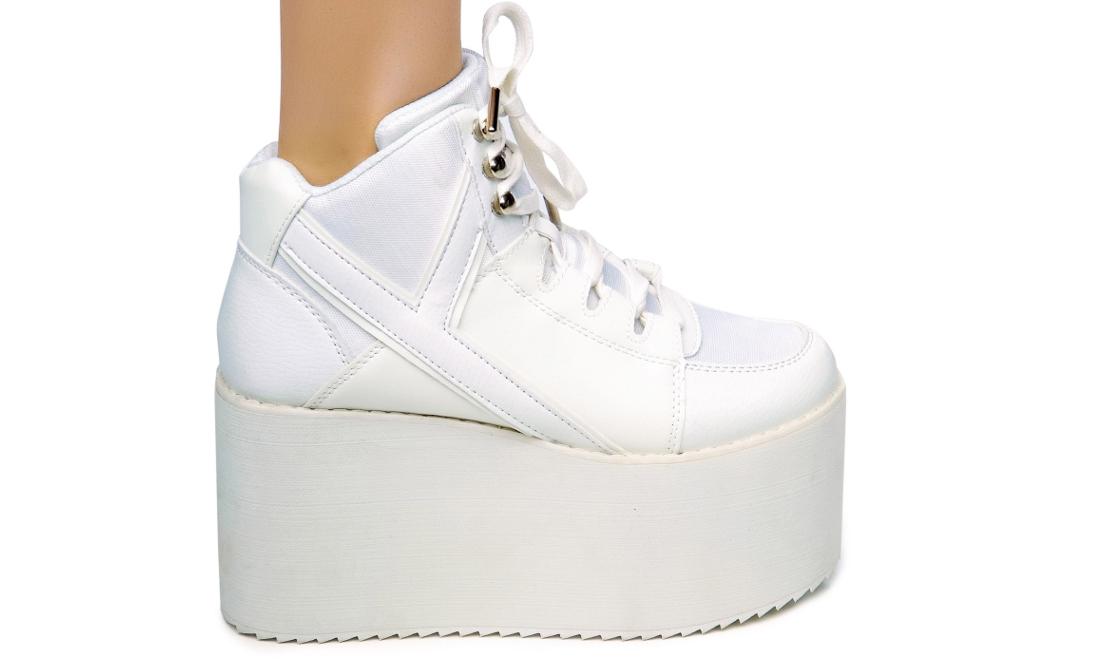 Buffalo Boots Platform Sneakers