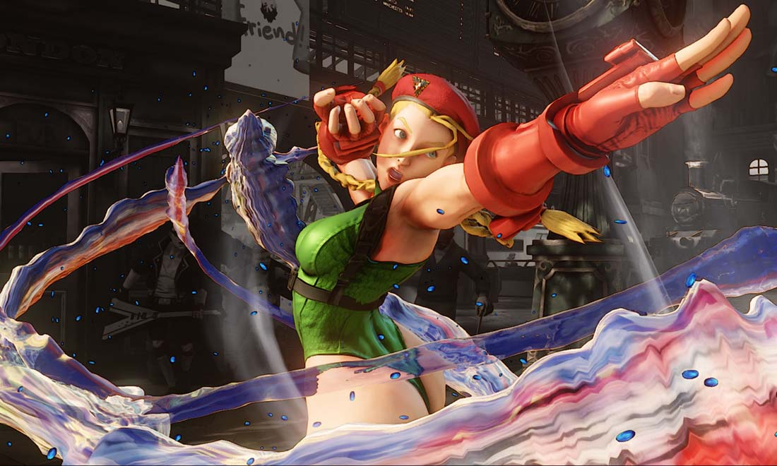 Cammy White (Street Fighter)