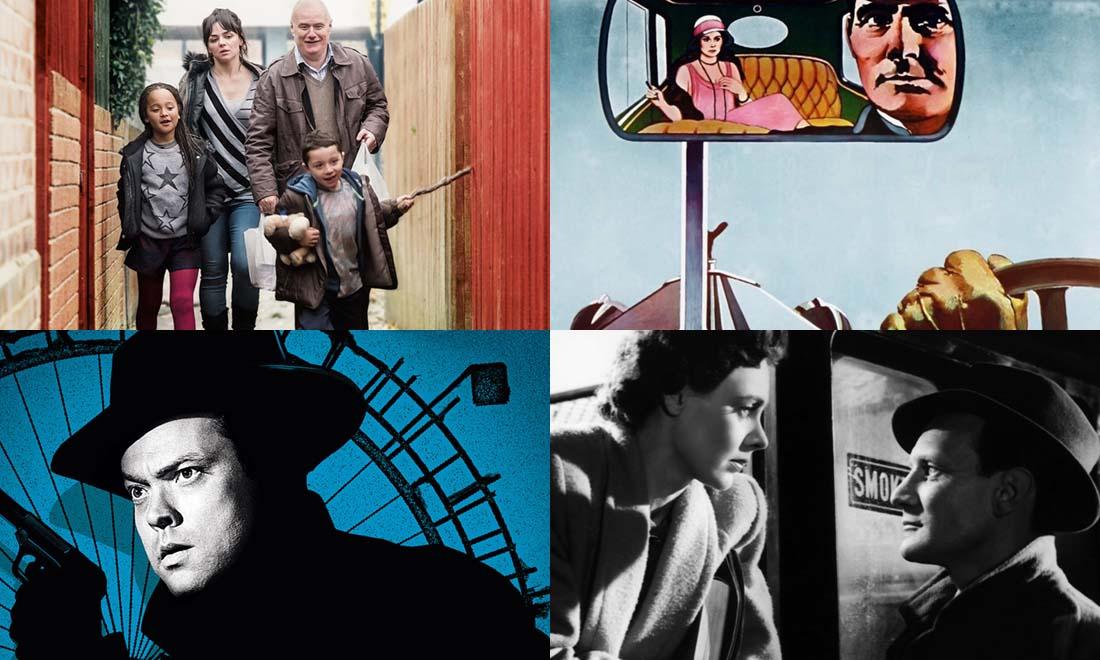 Film Culte Anglais Palme d'Or Festival de Cannes