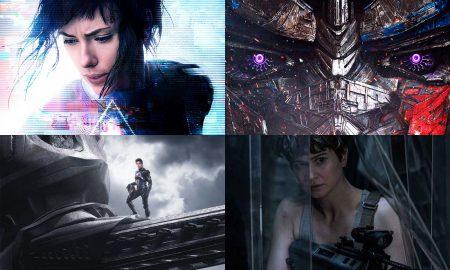 Film Culte avec Robot et Androïde