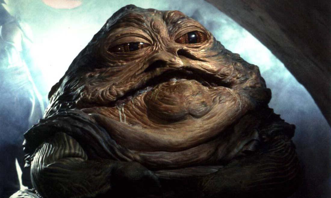 Jabba le Hutt (Star Wars, épisode VI: Le Retour du Jedi - 1983)
