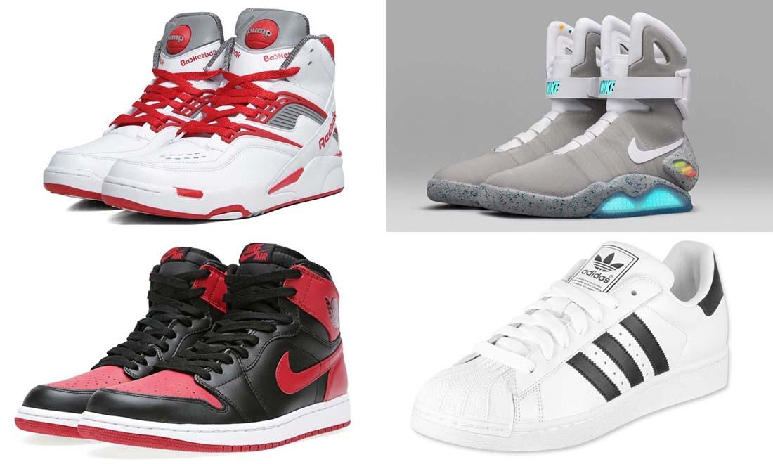 Les Baskets et Sneakers les plus Culte