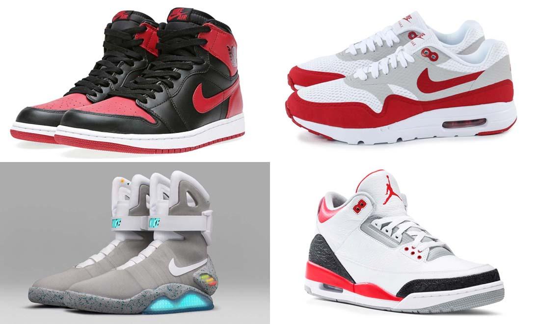 Les baskets Nike les plus Culte