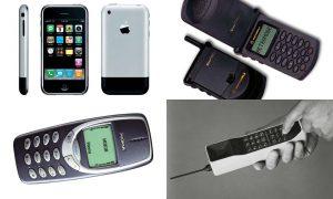 Les téléphones portables et smartphones les plus Culte