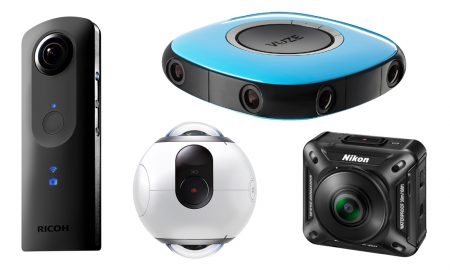 Meilleures Caméra 360 degrés 3D 2016