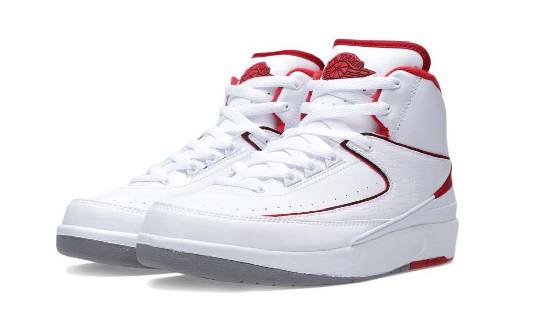 Nike Air Jordan 2 (1986)