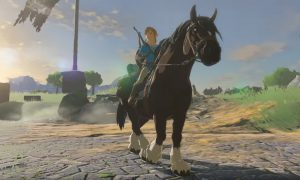 Nouveau Zelda Breath of the Wild sur Nintendo Switch