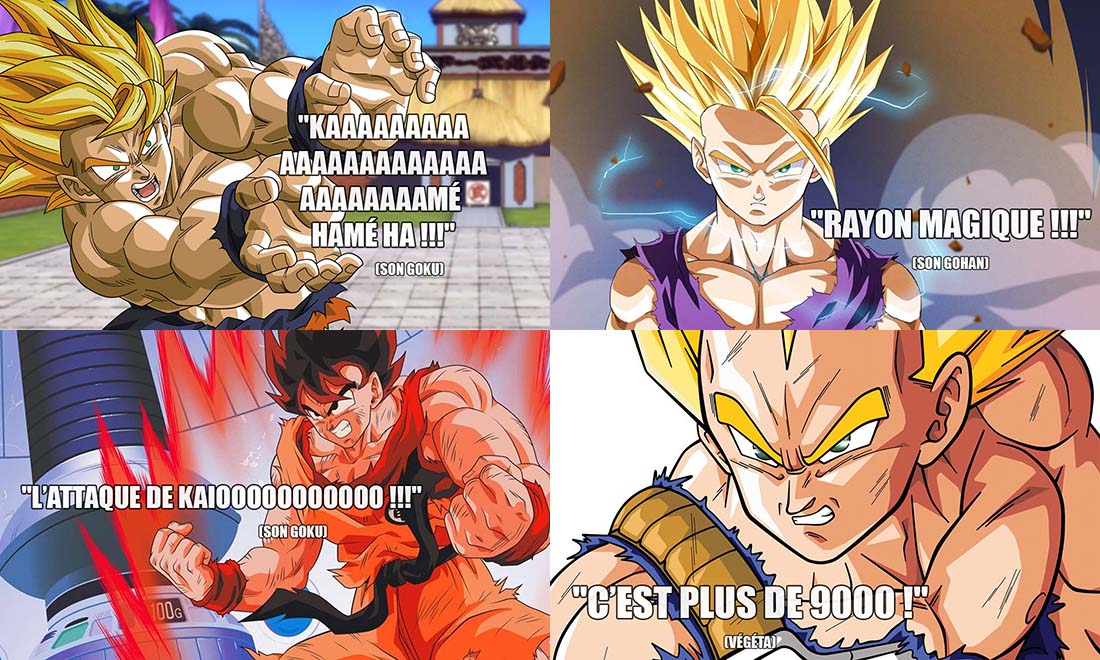 Phrase Culte Dragon Ball Z