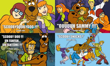 Phrase Culte Scooby Doo