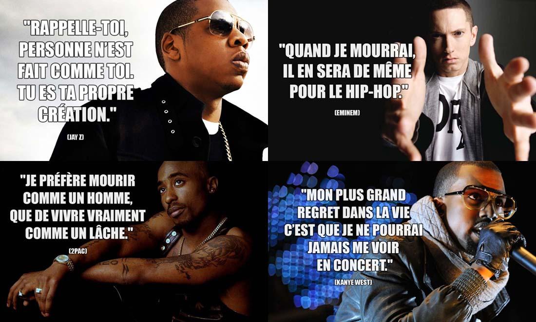 Phrase Culte De Rap Us