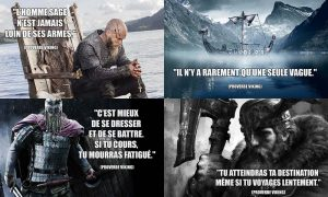 Phrase Culte de Viking