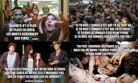 Phrase Culte de Zombie