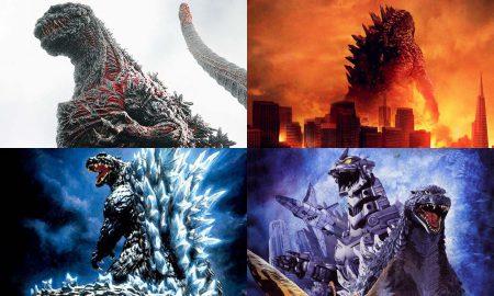 Saga de film culte Godzilla