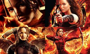 Saga de film culte Hunger Games
