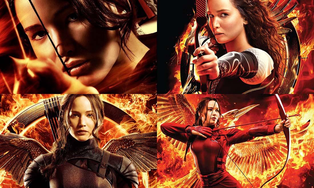 Saga de film culte Hunger Games