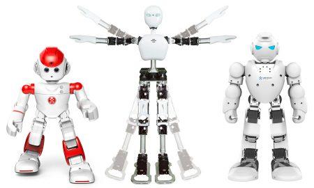TOP 10 Robots Humanoïdes 2017