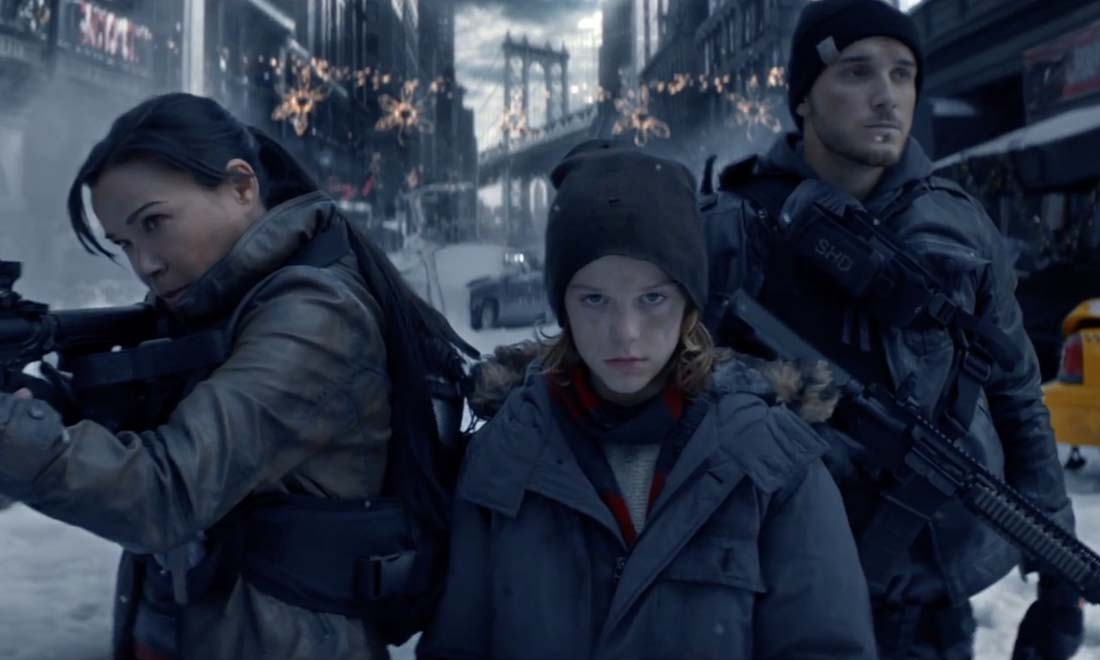 The Division (Sortie Courant 2018)