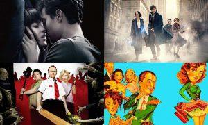 Trilogie de film Anglais