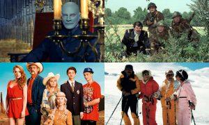 Trilogie de films Français