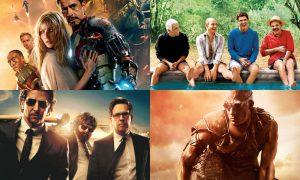 Trilogie film 2013