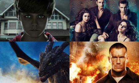 Trilogie film 2015