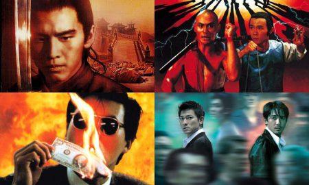 Trilogie film Hongkongais