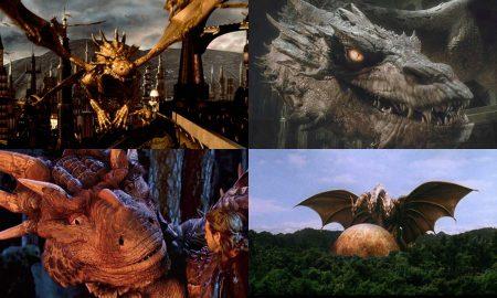 Trilogie film avec Dragon