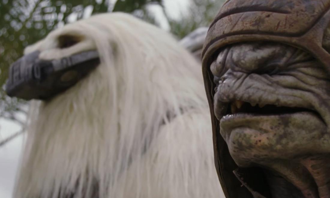 Vidéo des créatures de Rogue One A Star Wars Story