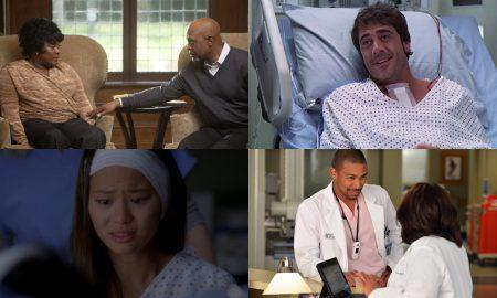 Vignette Guest Star Cultes dans Grey's Anatomy