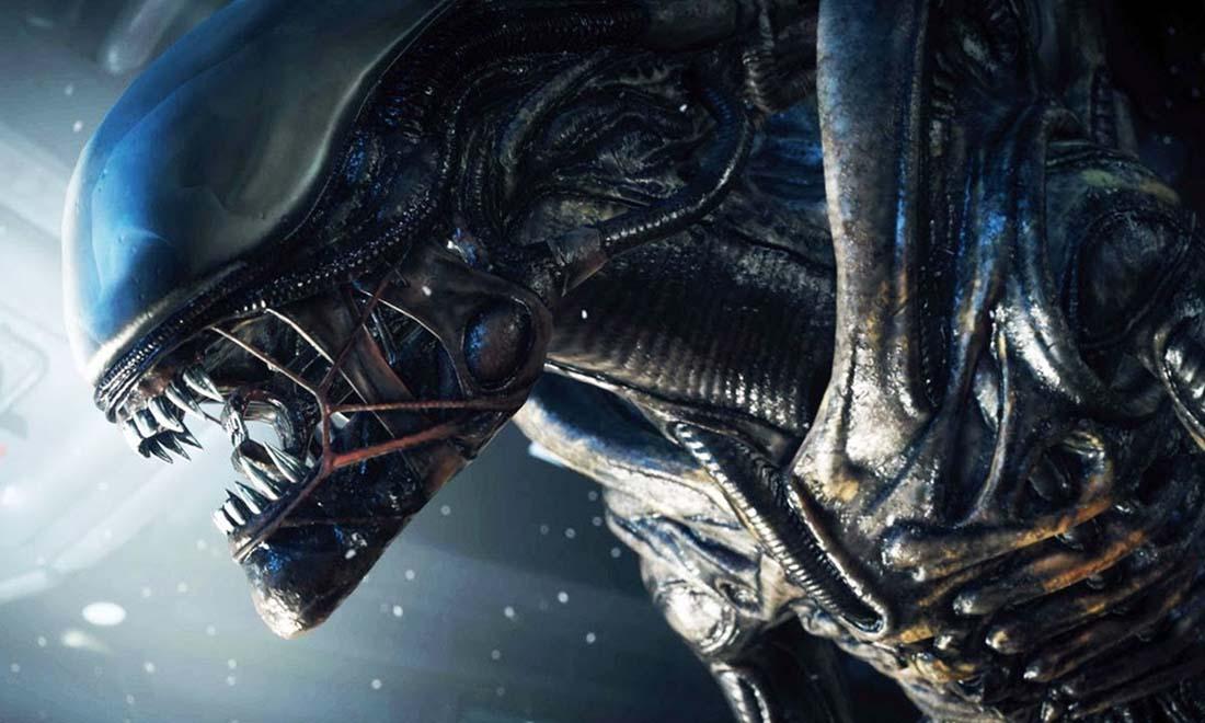 Xenomorph (Alien Covenant - 2017)