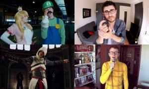 Clips vidéo et musiques les plus cultes des Youtubers