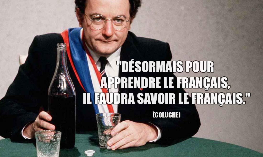"""Résultat de recherche d'images pour """"coluche français"""""""
