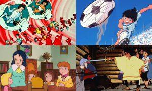 Dessin Anime Culte Années 80
