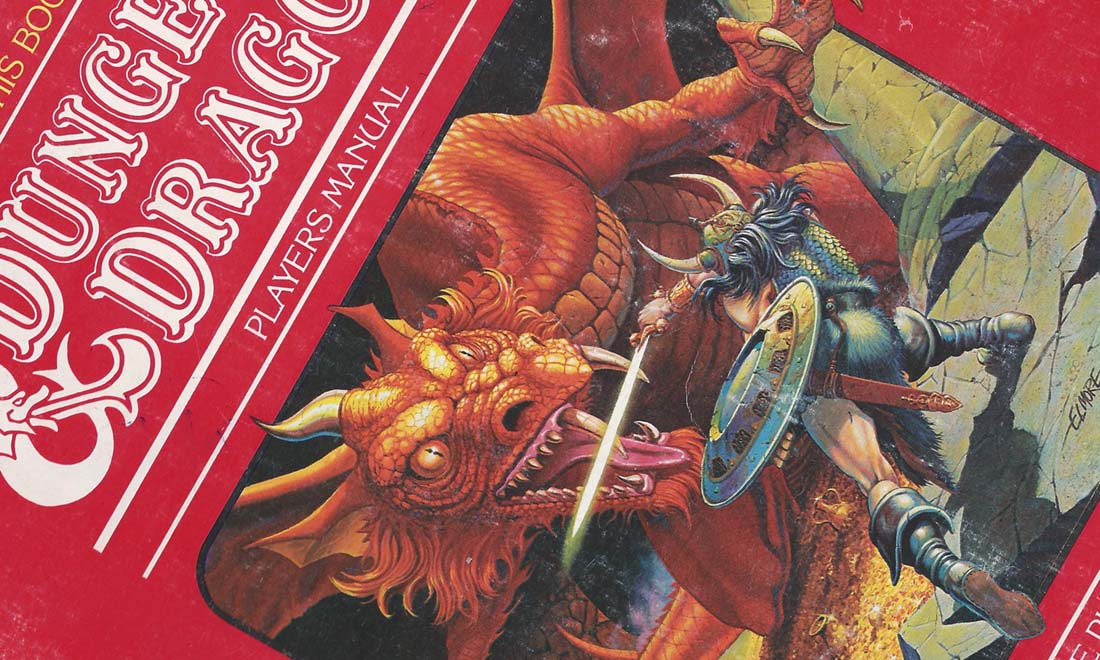 Donjons & Dragons (Jeu de rôles)