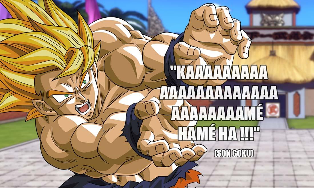 dragon ball z son goku Kaaaaaaaaaaaaaaaaaaaaaaaaaaaaaame hame Ha