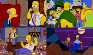 Episode Culte les Simpson
