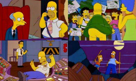 Episode Culte les Simpson