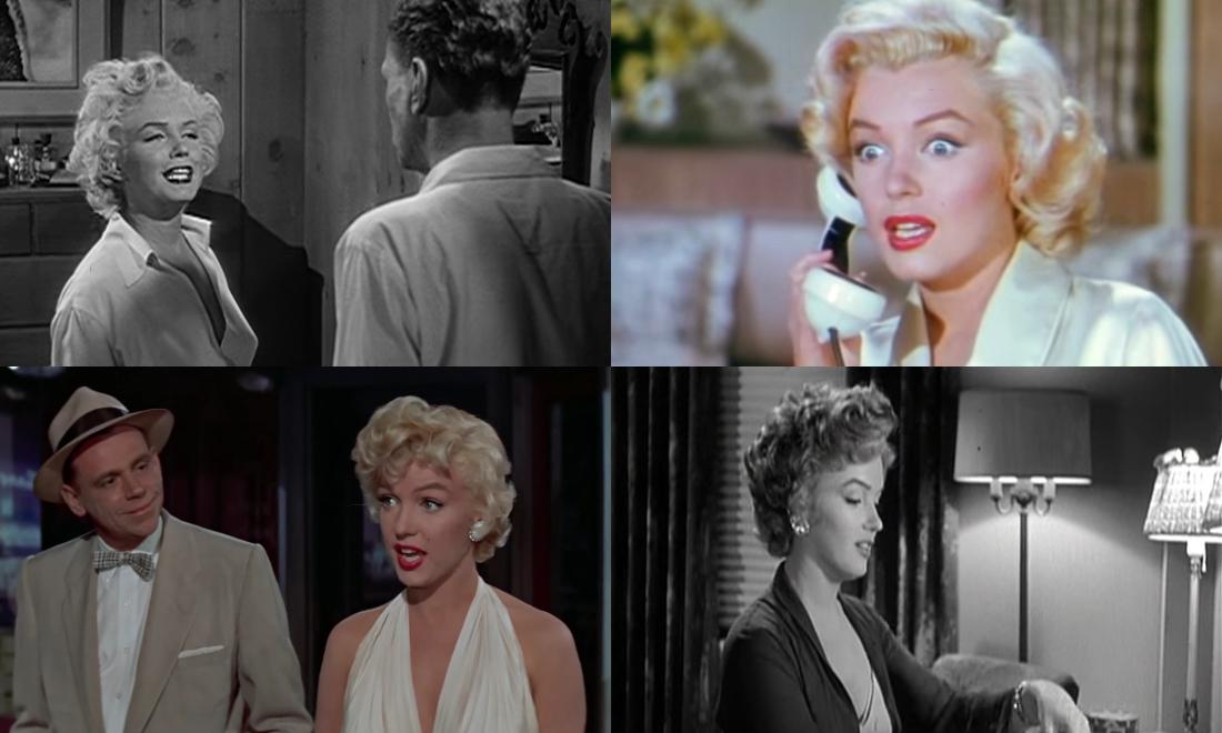 Film Culte avec Marilyn Monroe