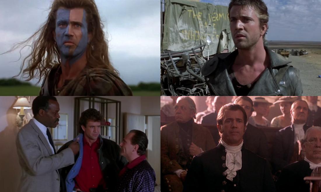 Film Culte avec Mel Gibson