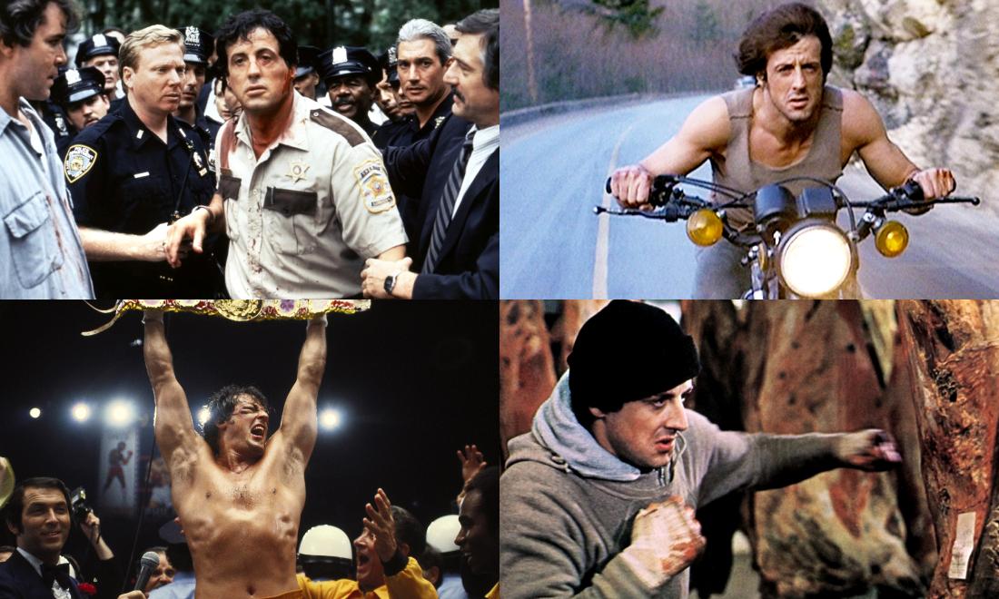 Film Culte avec Stallone