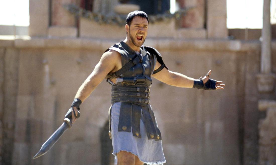 Film Culte comme Gladiator