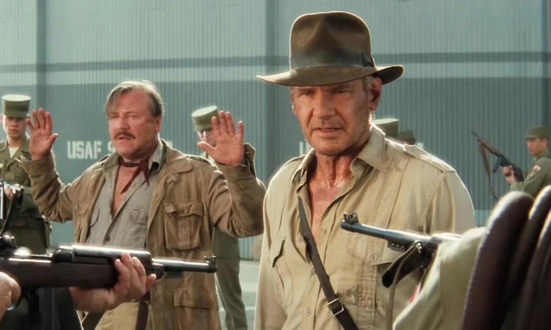Film Culte comme Indiana Jones