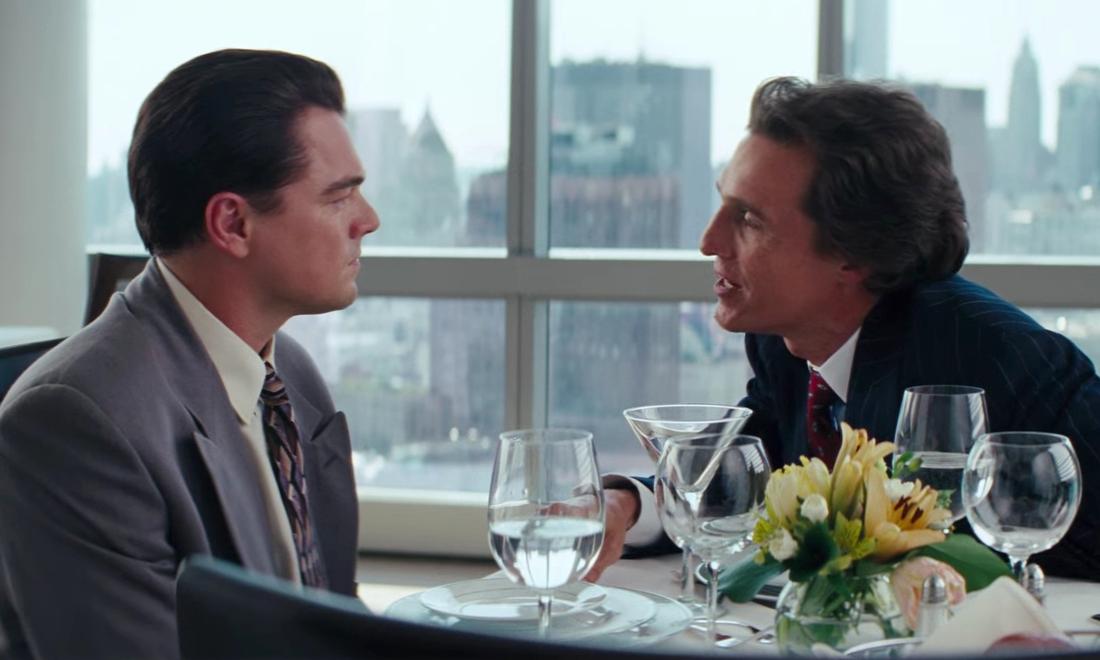 Film Culte comme le Loup de Wall Street