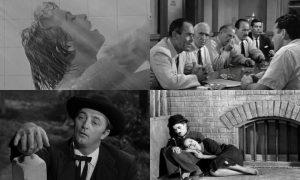 Film Culte en Noir Et Blanc