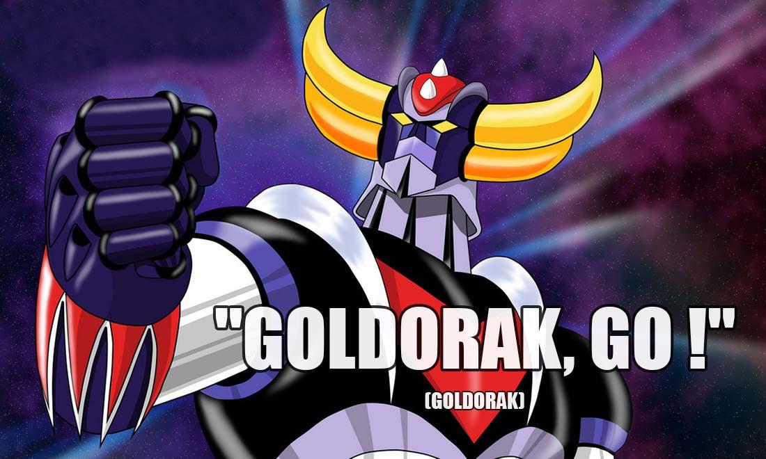 goldorak go