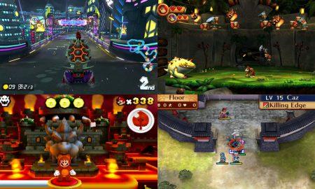 Jeux Cultes sur 3DS